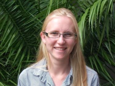 School Secretary - Ingrid du Preez